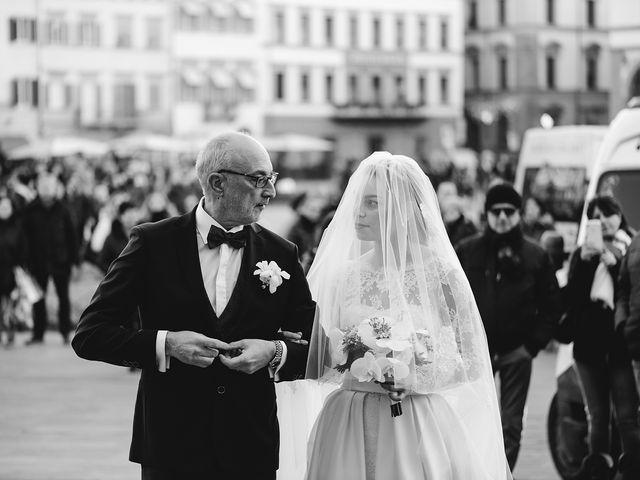 Il matrimonio di Claudio e Greta a Firenze, Firenze 59