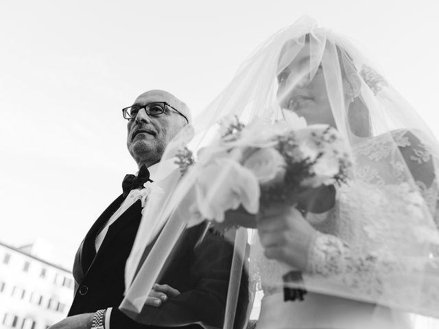 Il matrimonio di Claudio e Greta a Firenze, Firenze 60
