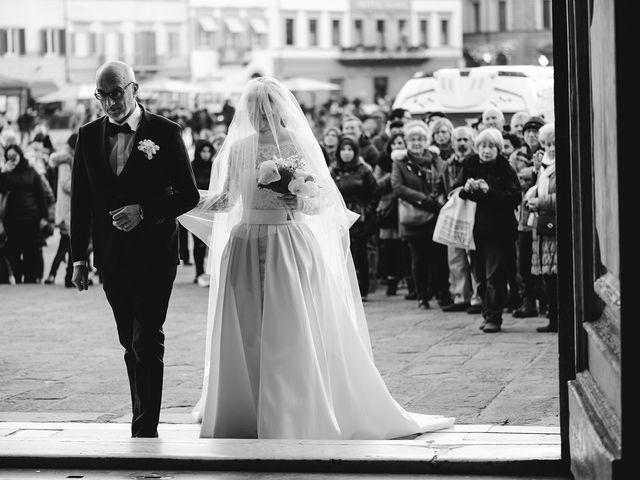 Il matrimonio di Claudio e Greta a Firenze, Firenze 61
