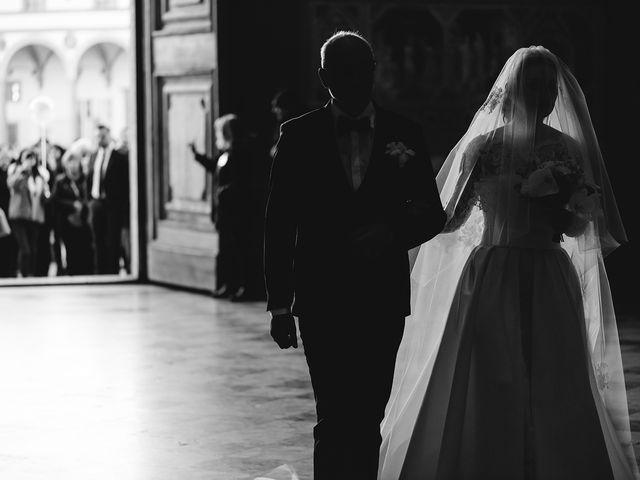 Il matrimonio di Claudio e Greta a Firenze, Firenze 62