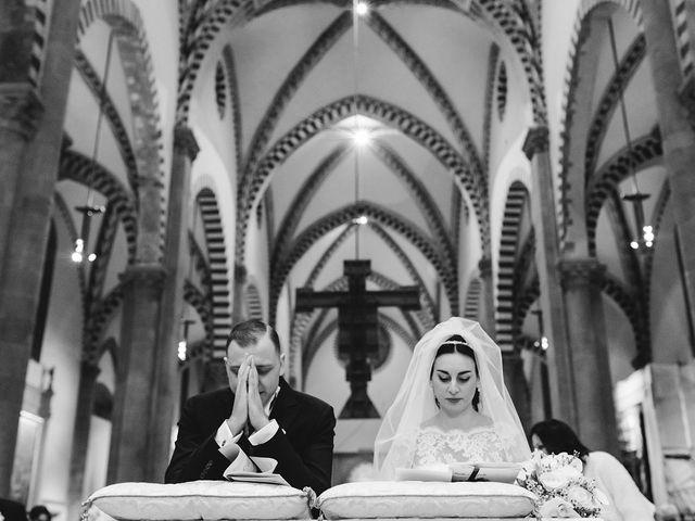 Il matrimonio di Claudio e Greta a Firenze, Firenze 69