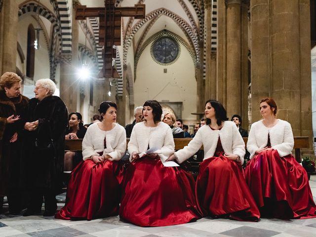 Il matrimonio di Claudio e Greta a Firenze, Firenze 71