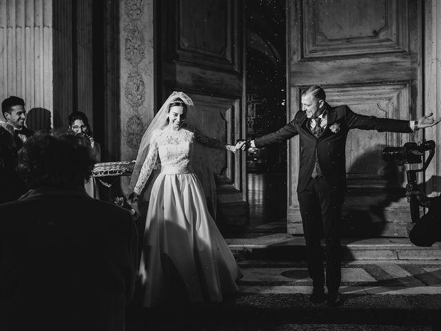 Il matrimonio di Claudio e Greta a Firenze, Firenze 73