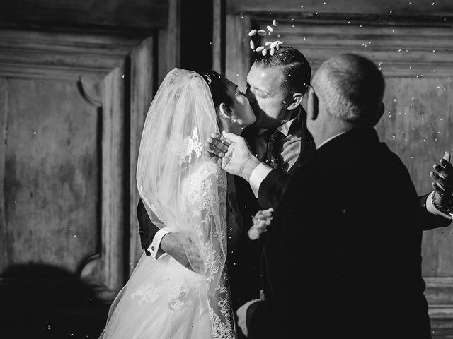 Il matrimonio di Claudio e Greta a Firenze, Firenze 74