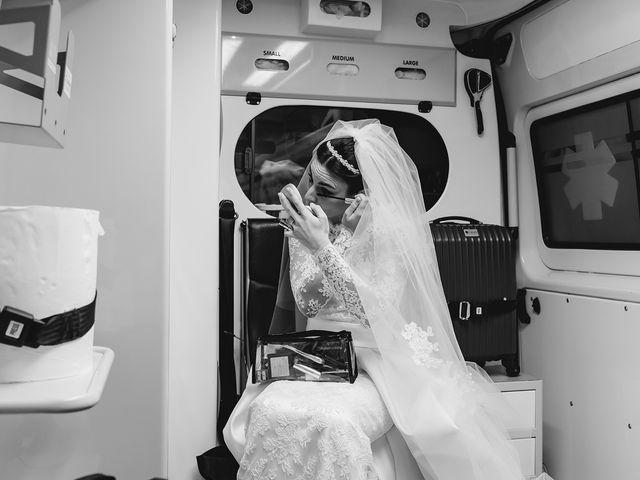 Il matrimonio di Claudio e Greta a Firenze, Firenze 76