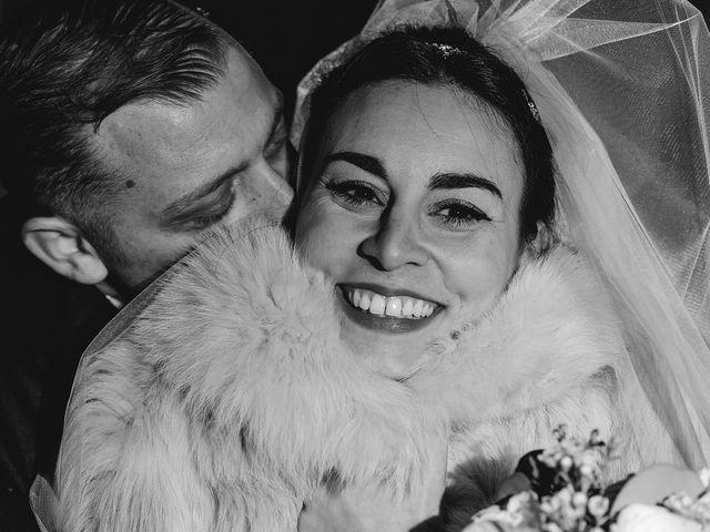 Il matrimonio di Claudio e Greta a Firenze, Firenze 77