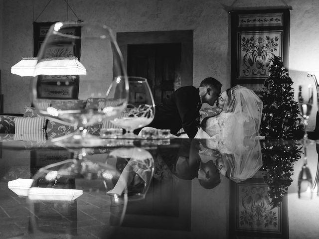 Il matrimonio di Claudio e Greta a Firenze, Firenze 83