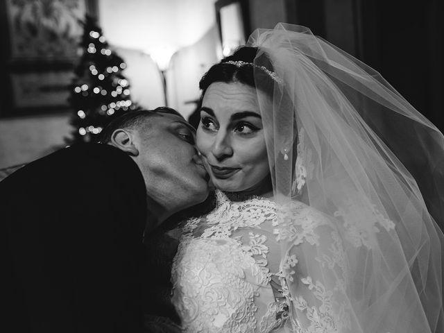 Il matrimonio di Claudio e Greta a Firenze, Firenze 84