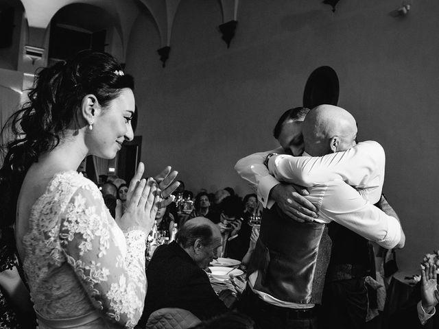 Il matrimonio di Claudio e Greta a Firenze, Firenze 88