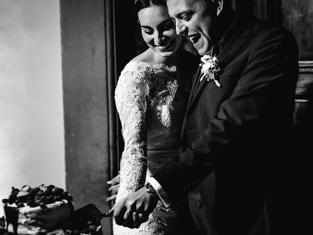 Il matrimonio di Claudio e Greta a Firenze, Firenze 91