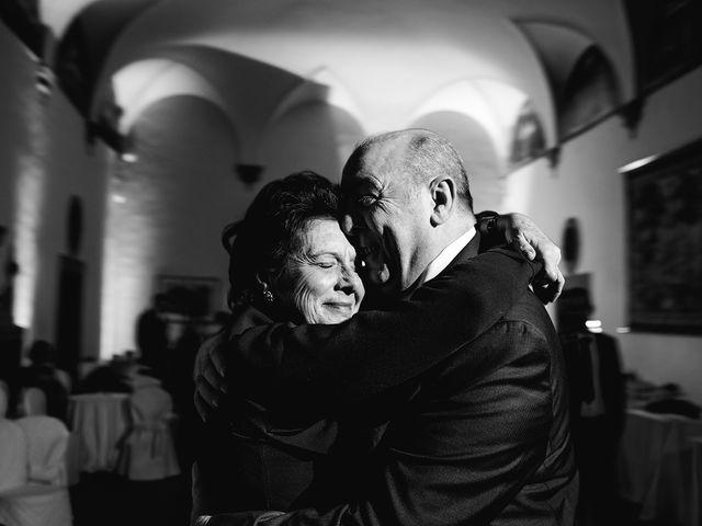 Il matrimonio di Claudio e Greta a Firenze, Firenze 95