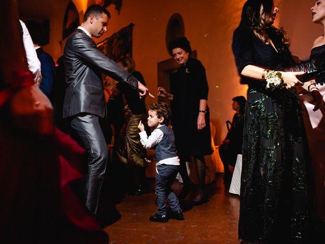 Il matrimonio di Claudio e Greta a Firenze, Firenze 100