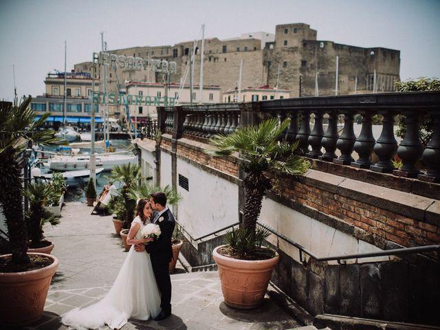 Il matrimonio di Andrea e Viviana a Napoli, Napoli 35