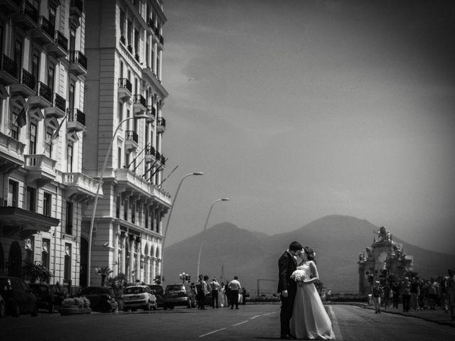 Il matrimonio di Andrea e Viviana a Napoli, Napoli 37
