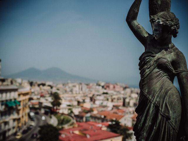 Il matrimonio di Andrea e Viviana a Napoli, Napoli 51