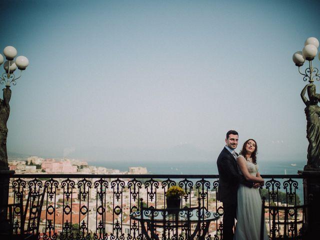 Il matrimonio di Andrea e Viviana a Napoli, Napoli 52