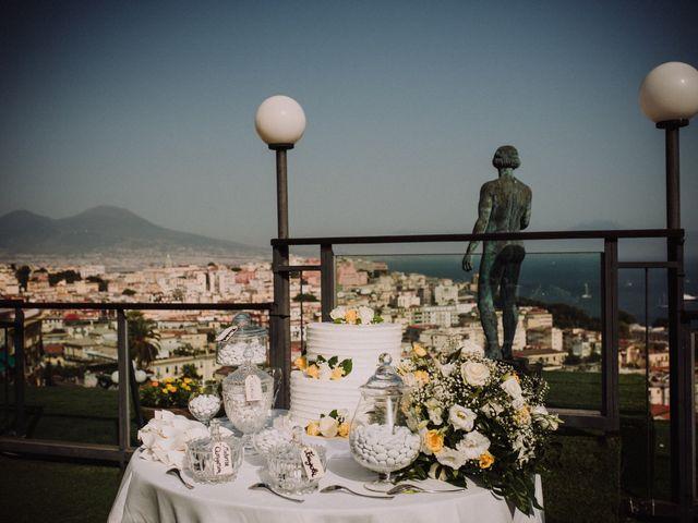 Il matrimonio di Andrea e Viviana a Napoli, Napoli 53