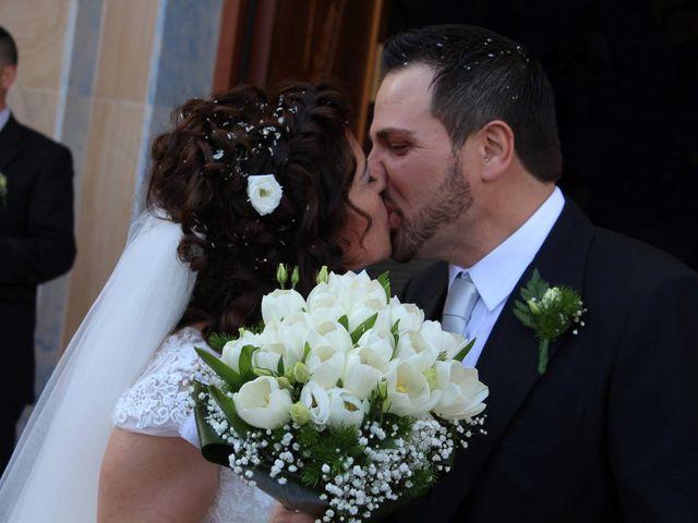 Il matrimonio di Valentina e Angelo a Patti, Messina 7