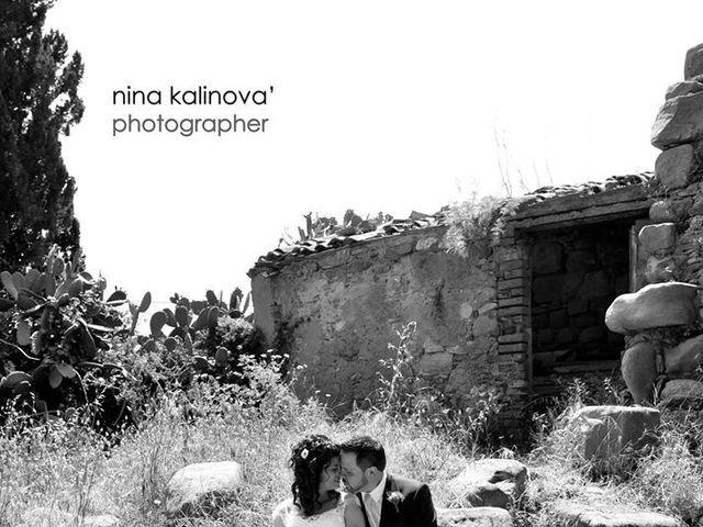 Il matrimonio di Valentina e Angelo a Patti, Messina 8
