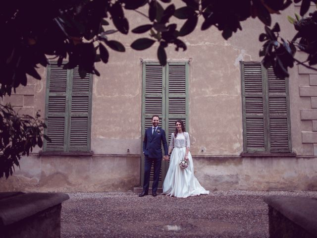Le nozze di Alessandra e Gabriele