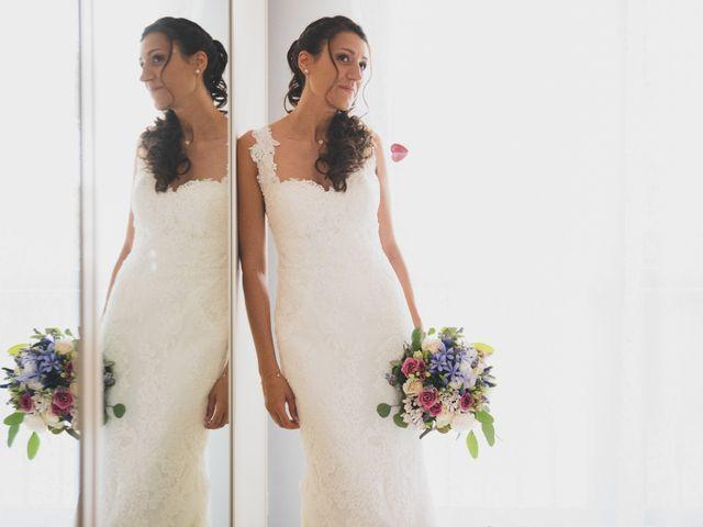 Il matrimonio di Simone e Claudia a Muggiò, Monza e Brianza 8