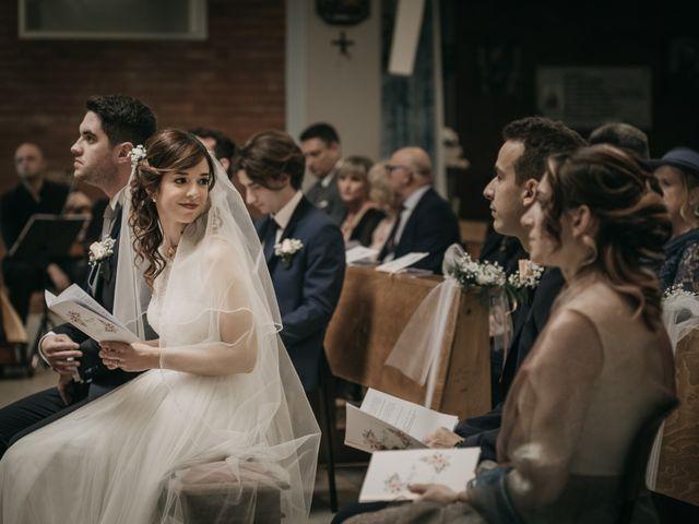 Il matrimonio di Luca e Alessia a Cassina de' Pecchi, Milano 9