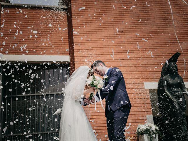 Il matrimonio di Luca e Alessia a Cassina de' Pecchi, Milano 14