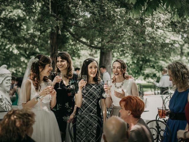 Il matrimonio di Luca e Alessia a Cassina de' Pecchi, Milano 21