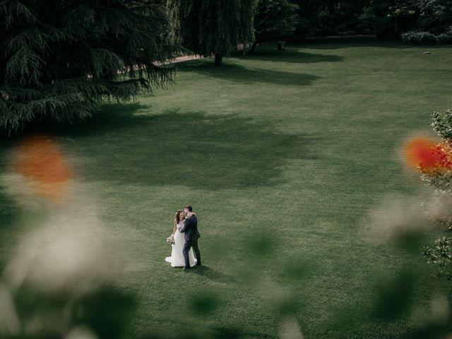 Il matrimonio di Luca e Alessia a Cassina de' Pecchi, Milano 29
