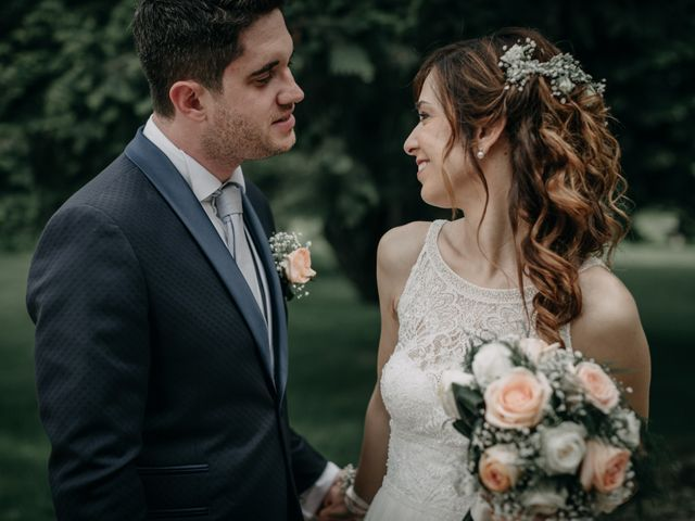 Il matrimonio di Luca e Alessia a Cassina de' Pecchi, Milano 32