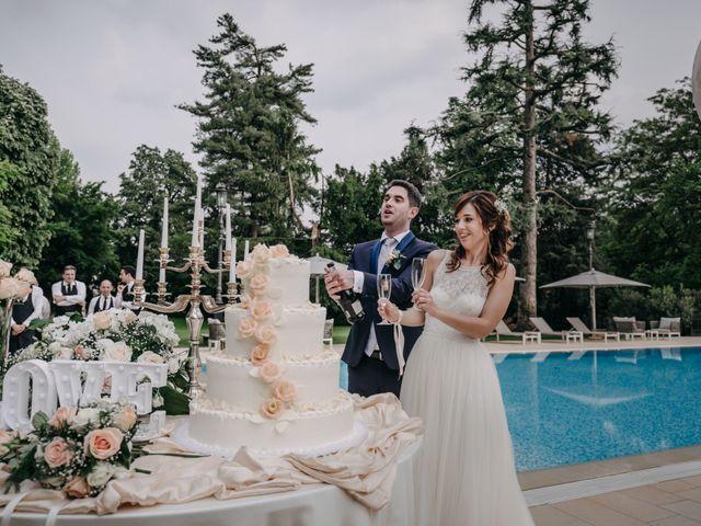 Il matrimonio di Luca e Alessia a Cassina de' Pecchi, Milano 34