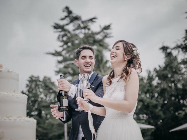 Il matrimonio di Luca e Alessia a Cassina de' Pecchi, Milano 35