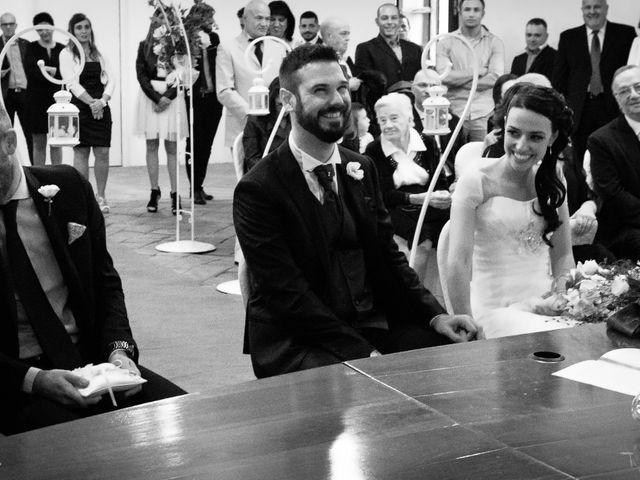 Il matrimonio di Fabio e Antonella a Cavour, Torino 19