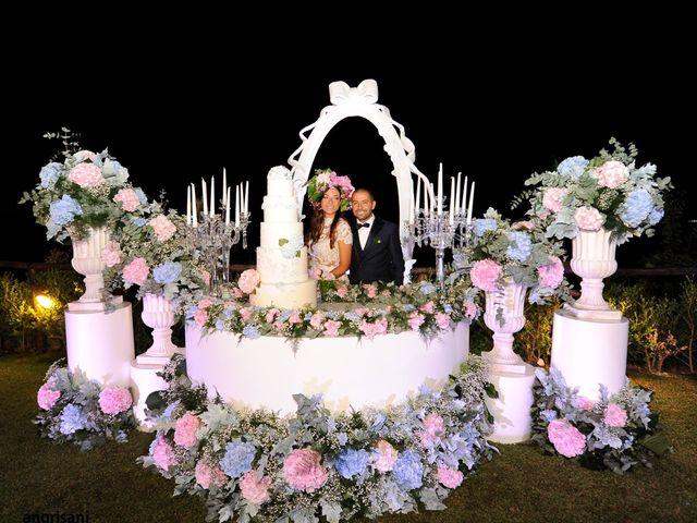 le nozze di Alfonso e Maria