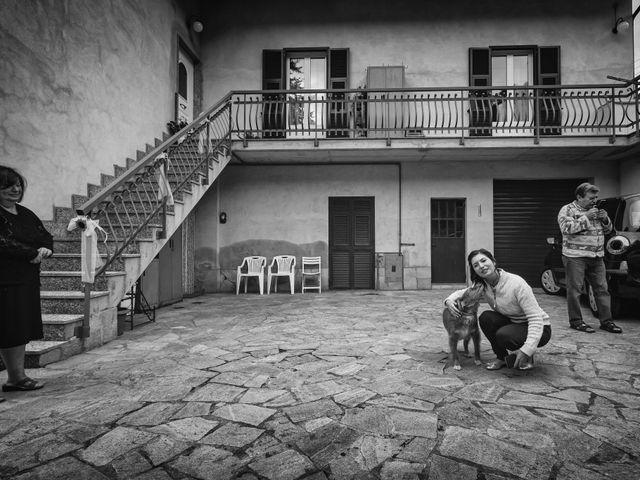 Il matrimonio di Andrea e Elisa a Cairo Montenotte, Savona 14