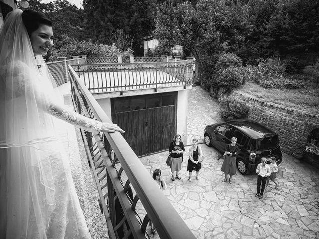 Il matrimonio di Andrea e Elisa a Cairo Montenotte, Savona 34