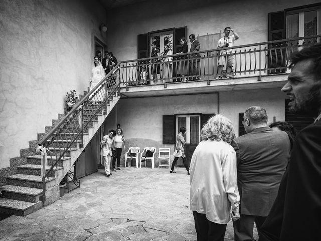 Il matrimonio di Andrea e Elisa a Cairo Montenotte, Savona 35