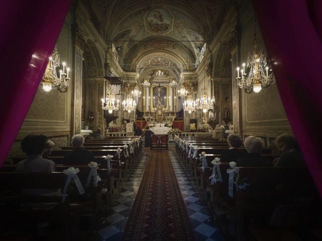 Il matrimonio di Andrea e Elisa a Cairo Montenotte, Savona 37