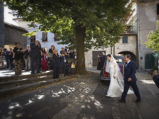 Il matrimonio di Andrea e Elisa a Cairo Montenotte, Savona 39