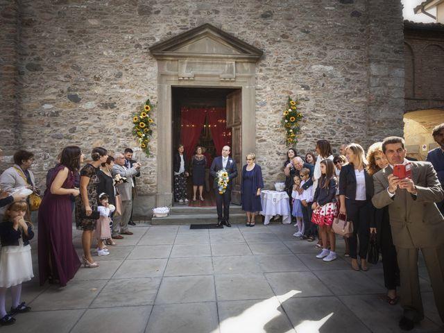 Il matrimonio di Andrea e Elisa a Cairo Montenotte, Savona 40