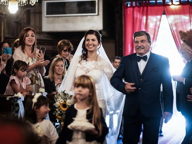 Il matrimonio di Andrea e Elisa a Cairo Montenotte, Savona 42