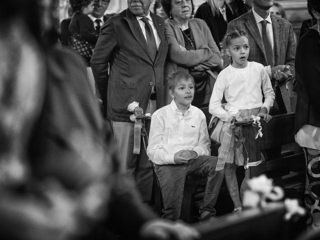 Il matrimonio di Andrea e Elisa a Cairo Montenotte, Savona 43