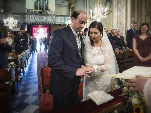 Il matrimonio di Andrea e Elisa a Cairo Montenotte, Savona 46