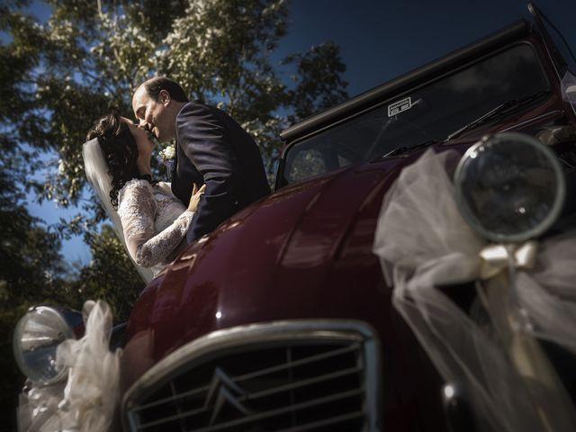 Il matrimonio di Andrea e Elisa a Cairo Montenotte, Savona 55