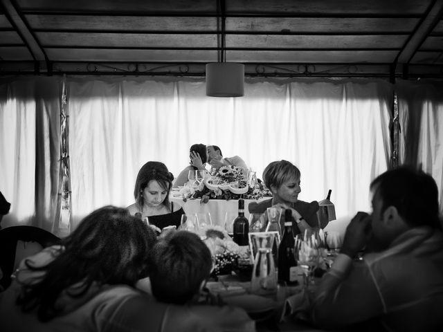 Il matrimonio di Andrea e Elisa a Cairo Montenotte, Savona 69