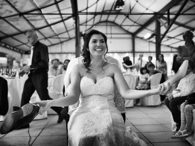 Il matrimonio di Andrea e Elisa a Cairo Montenotte, Savona 72