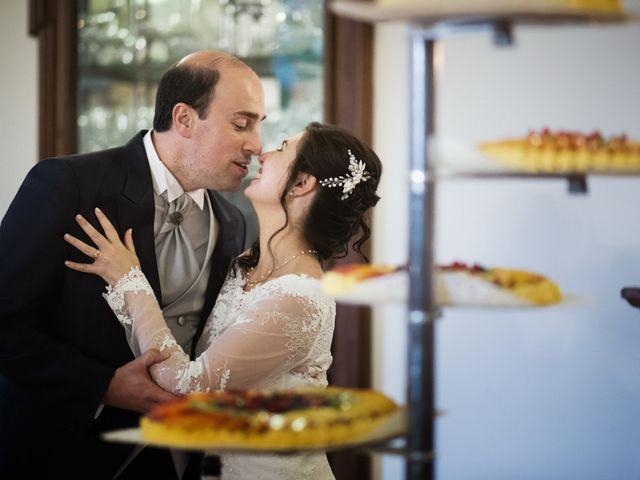 Il matrimonio di Andrea e Elisa a Cairo Montenotte, Savona 74