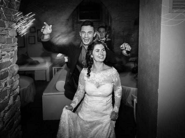 Il matrimonio di Andrea e Elisa a Cairo Montenotte, Savona 78