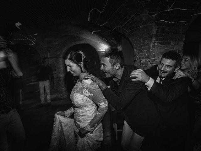 Il matrimonio di Andrea e Elisa a Cairo Montenotte, Savona 79