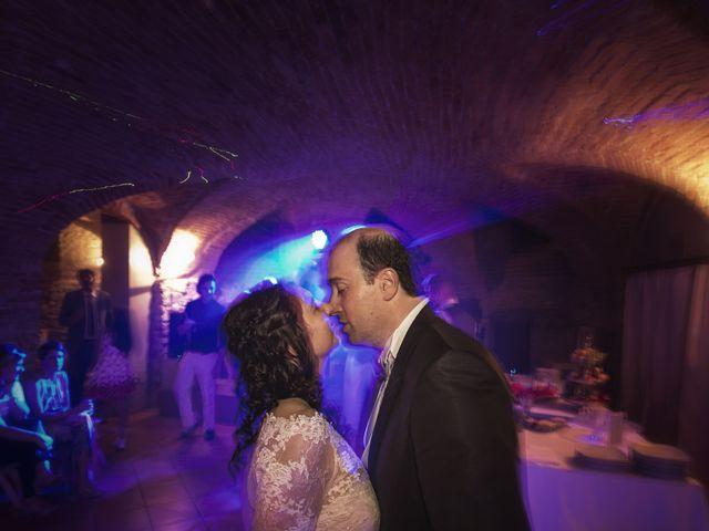 Il matrimonio di Andrea e Elisa a Cairo Montenotte, Savona 80